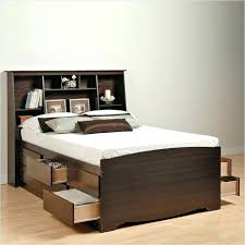 Decorating Amusing High Platform Bed Frame Queen 22 Tall Twin ...