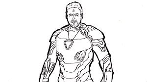 Here is a demo video from act 6.1.6. Avengers Infinity War Coloring Pages Free Printable Coloring Pages For Kids