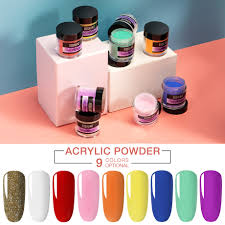<b>ROSALIND</b> Acrylic Powder Poly Of Gel Nails Extension <b>Builder</b> ...