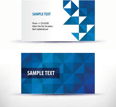 Vector Business Card Template Cdr Free Vector Download 31 161