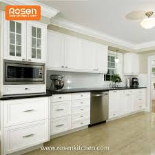 shaker style best clear coat natural red oak traditional kitchen cabinets with glass doors