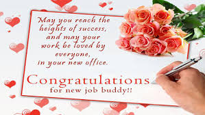 congrats on the new job quotes funny new job messages for friends and close ones wishesmsg