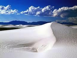 Najmenšia púšť. Najneobvyklejšie púšte na svete