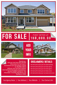 Real Estate Ad Real Estate Agency House Sale Retail Ad Marketing Auction