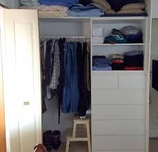 gorgeous add drawers for closets aka ikea your built in wardrobe top shelf wardrobe