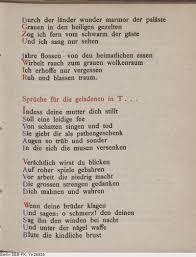Deutsches Textarchiv George Stefan Das Jahr Der Seele Berlin 1897