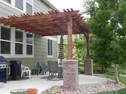 best of pergola plans attached to house attached vinyl pergola with 8 x 8 pergola
