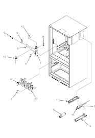 Jenn air jenn air refrigeration parts model jfd2589kep sears rh searspartsdirect jenn air electric