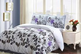 utopia bedding printed duvet cover set at
