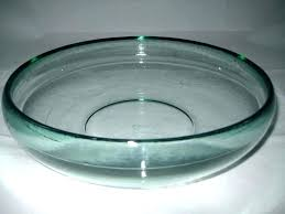 glass decorative bowls large clear glass bowl large glass decorative bowls contemporary cast recycled large glass glass decorative bowls