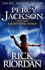Lighting Thief Percy Jackson And The Lightning Thief Book 1 Amazon Co Uk
