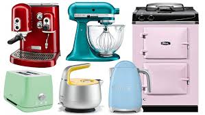 Coloured Small Kitchen Appliances Top 10 Colourful Appliances To Brighten Up Your Kitchen
