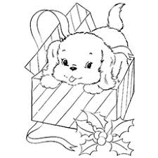 Top 30 Free Printable Puppy Coloring Pages Online