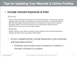 resume with profile statement sample of resume profile profile example for resume professional