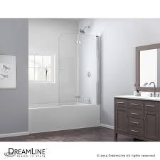 bathtub design suddenly bathtub doors trackless dreamline showers ez fold hinged tub door sterling tempered glass