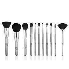 e l f silver 11 piece brush collection