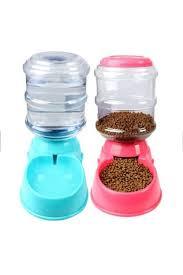 Bobo Kedi Köpek Hazneli Takviyeli Otomatik Mama Ve Su Kabı - 3.5 Litre  Fiyatı, Yorumları - Trendyol
