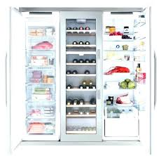 garage refrigerator freezer. Contemporary Freezer Freezer Garage Kit Related Post Refrigerator Throughout Garage Refrigerator Freezer E