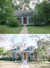 Fixer Upper Exterior Colors Cottage Home Exteriors And Front Doors - Farmhouse exterior paint colors