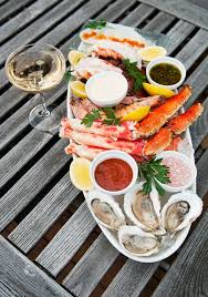 This san francisco seafood classic soup recipe is easy to make because you use frozen seafood mix, fish, and shrimp. Cold Seafood Platter Recipe Use Real Butter Christmas Dinner Cold Seafood Lobster Crab Oysters Seafood Dinner Recipes Seafood Platter Bbq Seafood