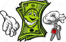 Image result for money cartoon images