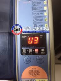 Máy giặt Sanyo báo lỗi U3 - Điện Lạnh 365