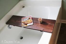 beating bathtub boredom and other life choices a en wish bathtub caddy