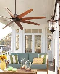 outside ceiling fans. Stay Cool When The Outdoor Temperature Rises With This Large Ceiling Fan That Is Damp Rated And Perfect For Patio Areas Porches. Outside Fans