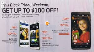 Verizon 2013 Black Friday Ad Black Friday 2013