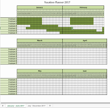 Vacation Calendar Template 24 Awesome Vacation Accrual Excel Template DOCUMENTS IDEAS 10