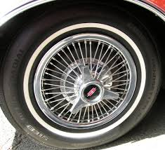 1966 oldsmobile 14 inch wire wheel cover b classic cars today online Simple Electrical Wiring Diagrams at Diagram Of Wire Wheels