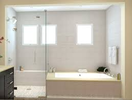 20 top soaking tub and shower combo concept shower ideas within soaking tub with shower