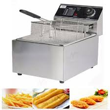 best small business electric deep fryer basket for fried en french fries commercial deep