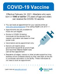 And do they contain the real virus? Patient Materials Alberta Medical Association