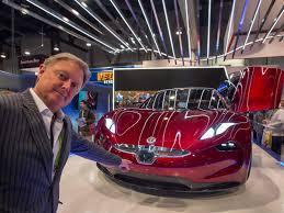 Henrik Fisker Electric Suv Change Of Plans Henrik Fisker