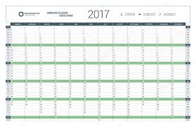 Yearly Calendar Planner Template Yearly Calendar Planner Template For 2017 Year Vector Design Print