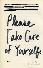 Take Care Yourself Quotes Best of Take Care Of Yourself Quote Quote Number 24 Picture Quotes