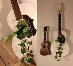 16 creative ways to recycle old guitar