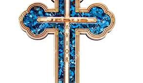 decorative crosses to hang on wall wall cross savior home decor by