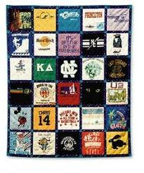 T Shirt Quilt Patterns Magnificent 48 Graduation Gift Ideas Keepin' Busy Pinterest Shirt Quilts
