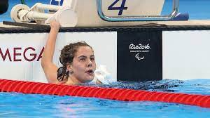 Aurélie rivard (born may 14, 1996) is a canadian swimmer. Swimming Helped Aurelie Rivard Emerge From The Dark Side Canadian Paralympic Committee