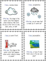 Buzzing with Ms. B: Water, Water Everywhere! Water Cycle & Weather ...