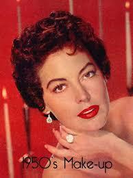 1950s makeup style glamourdaze3