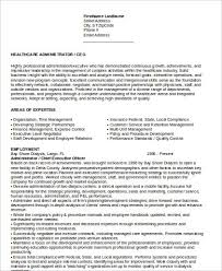 Ceo Resume Sample - 6+ Examples In Word, Pdf