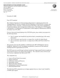 6 Professional Business Proposal Cover Letter Template