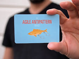 Anti Pattern Adorable Agile Antipattern Cards Adam Weisbart Certified Scrum Trainer