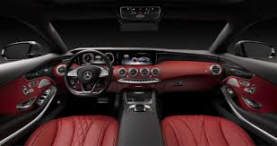 2015 S-Class Coupe: World's Ultimate Executive Ride