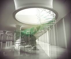 spiral staircase lighting. Scenic Clear Glass Staircase Banister With Steps Ladder As Well Ceiling Spiral Lighting T