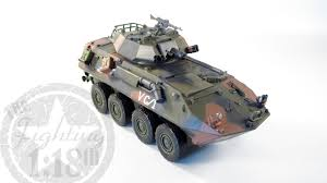 unimax toys. general dynamics light armored vehicle lav-25 unimax toys