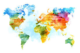 world map wallpaper group 38 within of